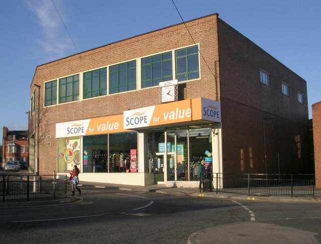 Scope Shop -   Borough Road