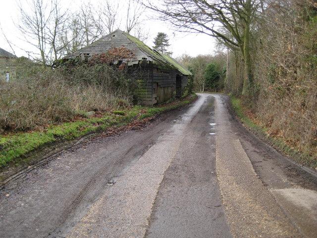 Hatfield Heath: Mill Lane