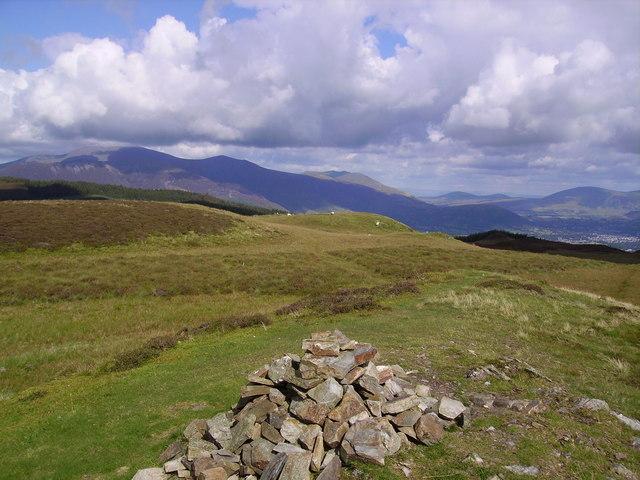 Summit Cairn, Whinlatter