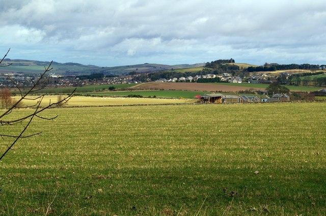 South Leckaway Farm, Forfar