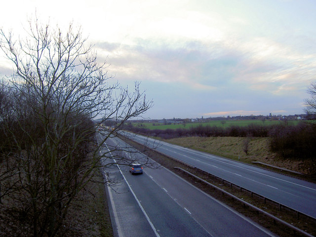 A1 motorway south
