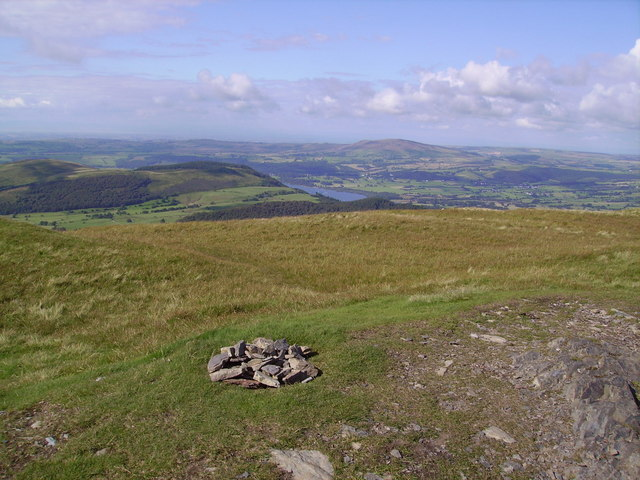 Cairn on Lord's Seat