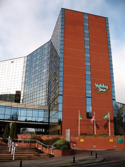 The Holiday Inn, Harrogate