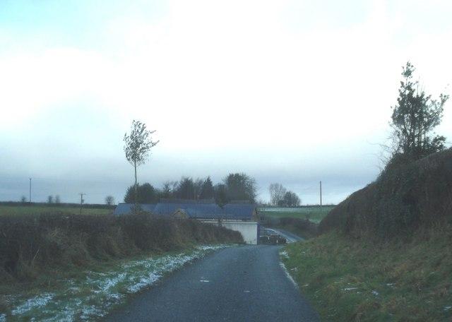 Lane at Pen-y-cwm