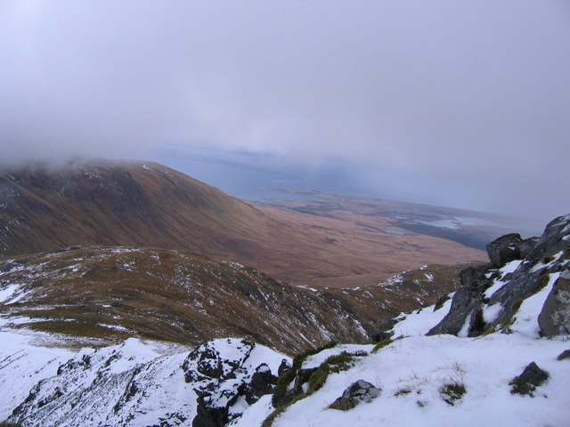 Summit of Sgurr Dearg