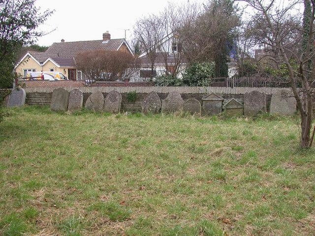 St John's Church old burial ground