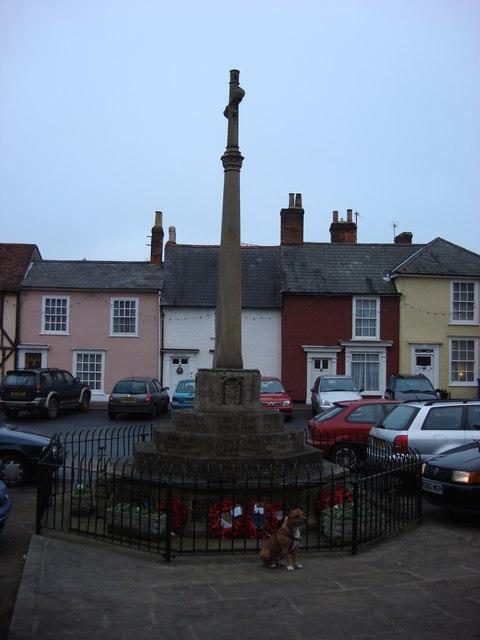 War Memorial, Clare
