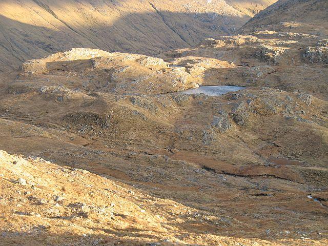Loch Bealach Coire Sgoireadail