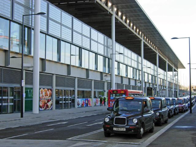 St Pancras International