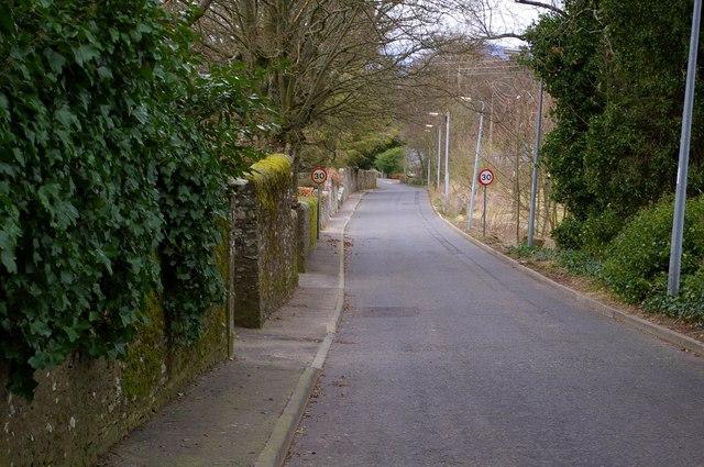Lour Road, Forfar