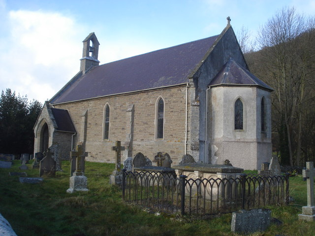 St Mary's Church at Chapel Lawn