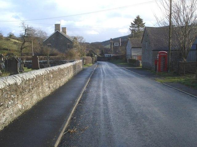 Chapel Lawn village