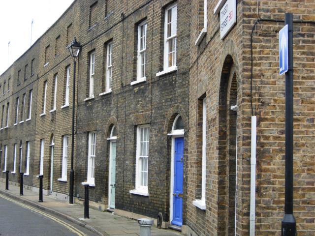 Theed Street, Waterloo