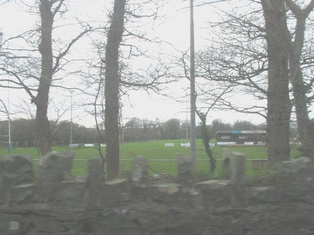 Pwllheli Rugby Club Grounds, Efailnewydd