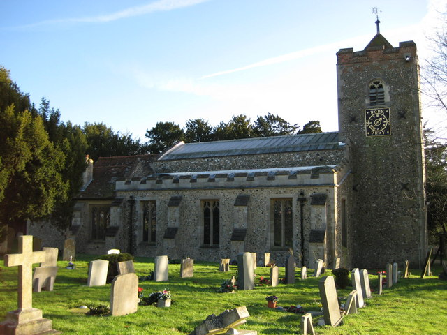 Sheering: The Church of St Mary the Virgin (Work and Pray)