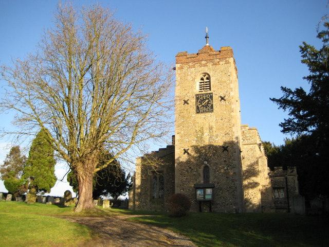 Sheering: The Church of St Mary the Virgin (Today is Yours)