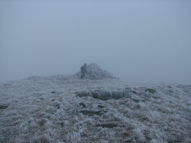 Cairn, Knee of Cairnsmore