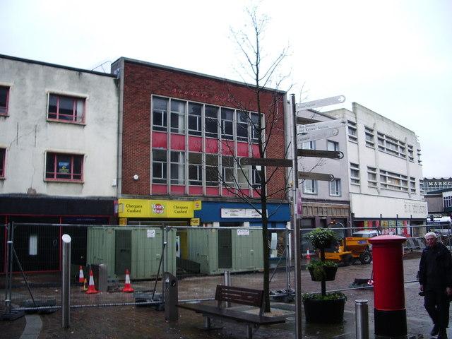 Church Street Blackburn