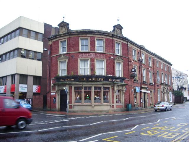 The Adelphi, Railway Road, Blackburn