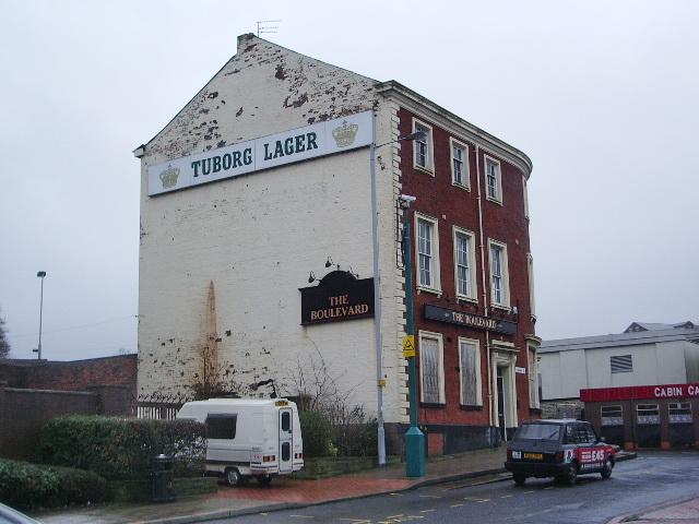 The Boulevard, Railway Road, Blackburn