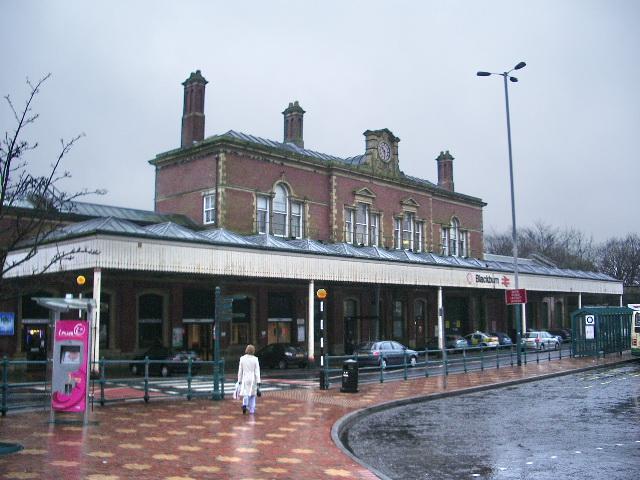 Blackburn Railway Station
