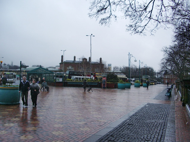 The Boulevard,  Blackburn