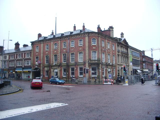White Bull, Church Street, Blackburn