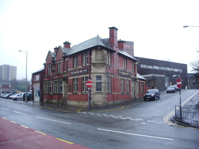 Fleece Inn, Penny Street, Blackburn