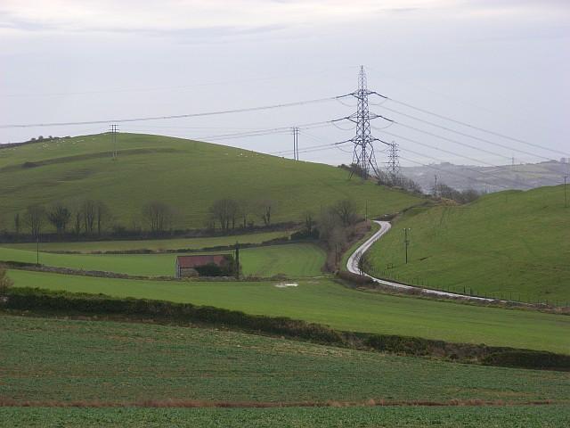 Downland, Corton