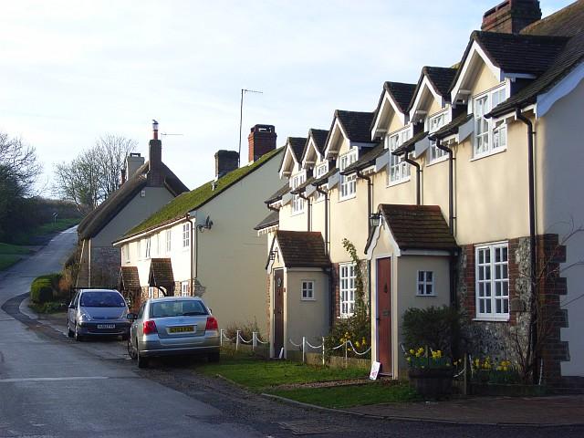Cottages, Piddlehinton
