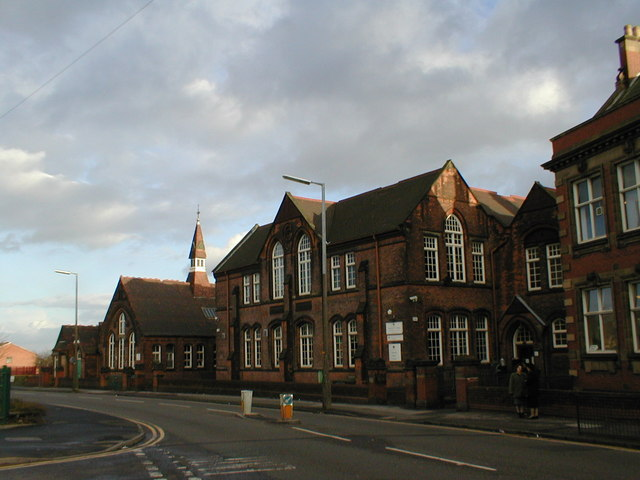 Schools in Crocketts Lane.