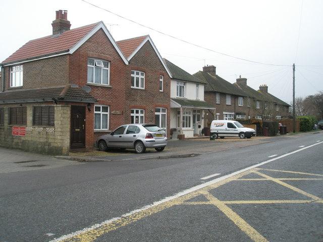 Housing in Broad Road