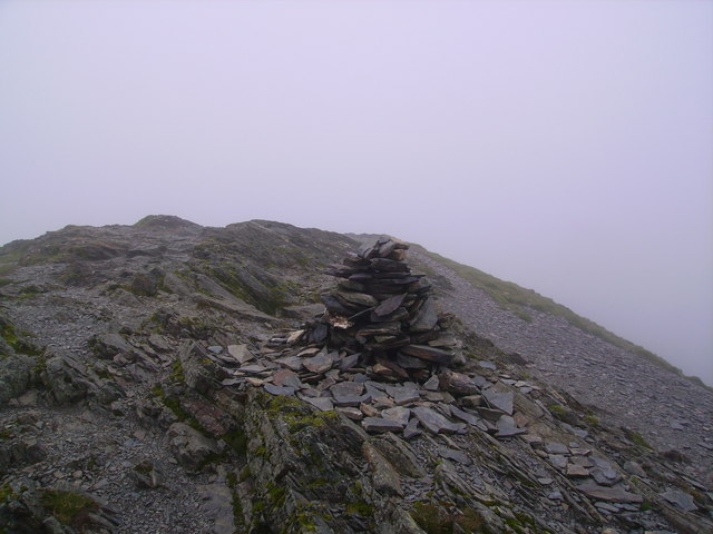 Summit Cairn, Grisedale Pike