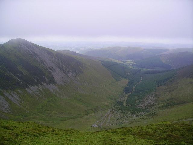 Above Hobcarton Gill