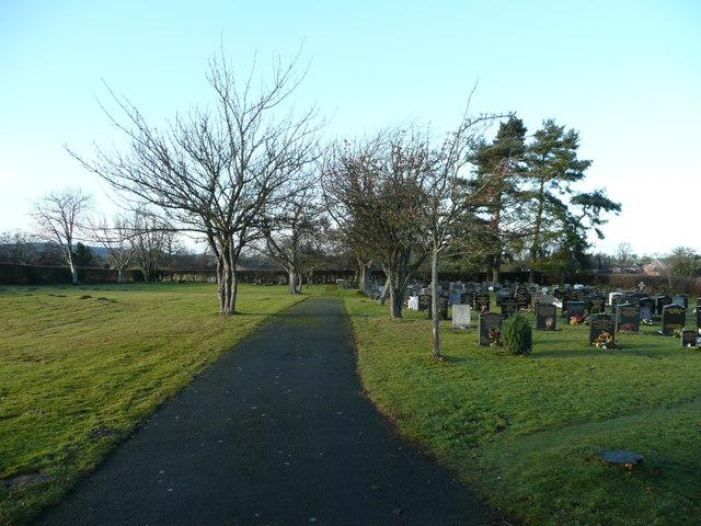 Churchstoke Cemetery