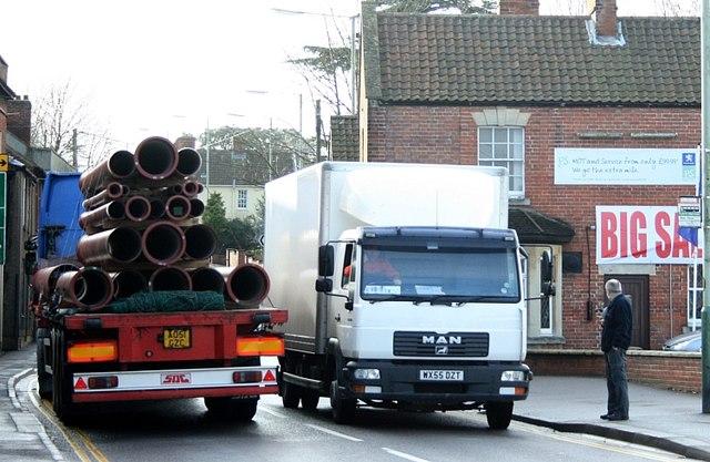 2008 : A350 Warminster Road, Westbury