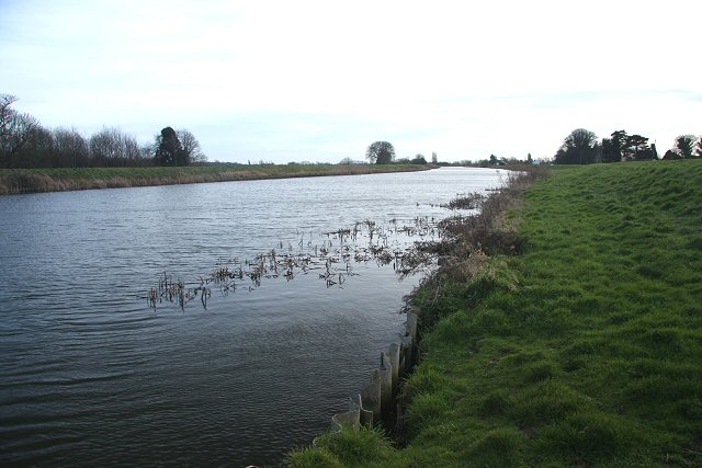 River Great Ouse at Ten Mile Bank