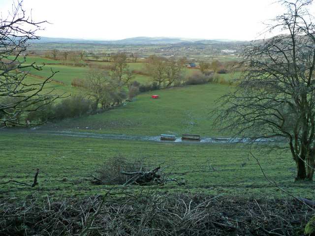 View north from Warbury