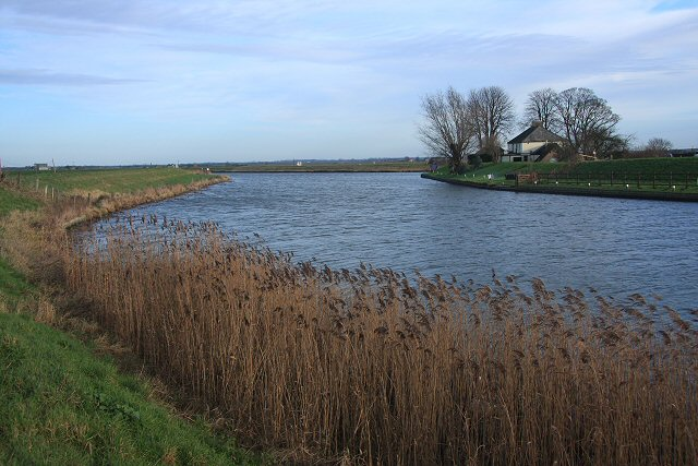 River Great Ouse at Brandon Creek