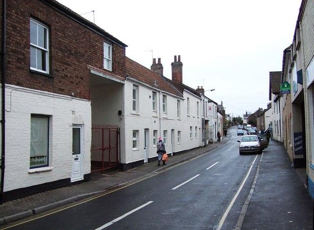 South Street, Taunton