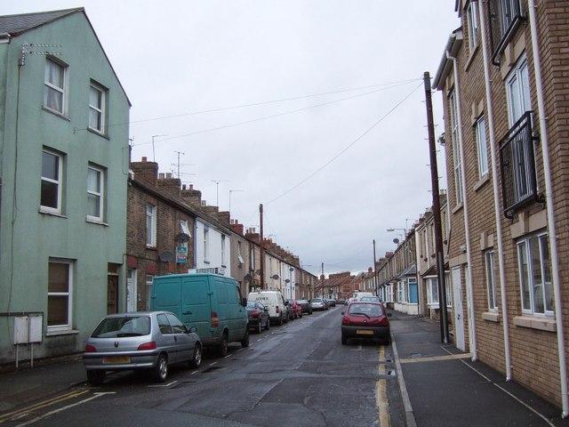 Eastbourne Road, Taunton