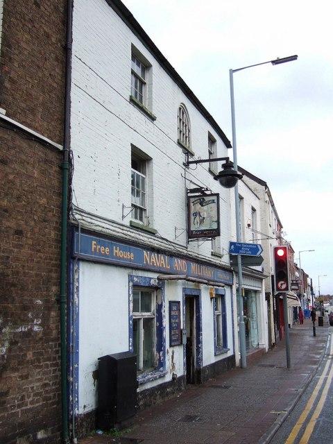 Naval and Military Inn, Taunton