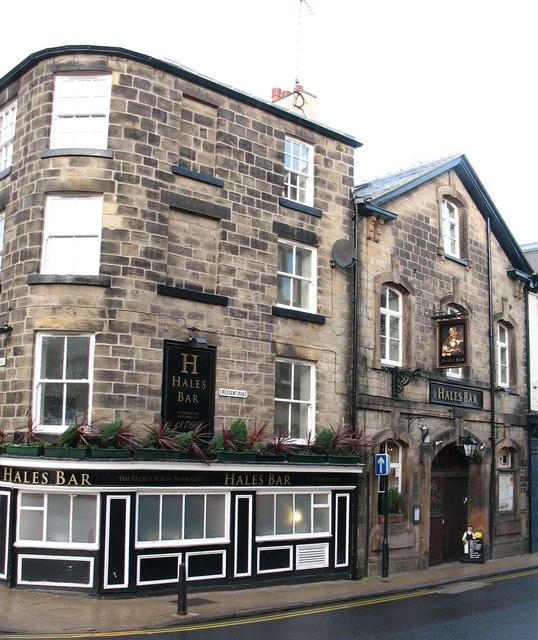 Hales Bar, Crescent Road