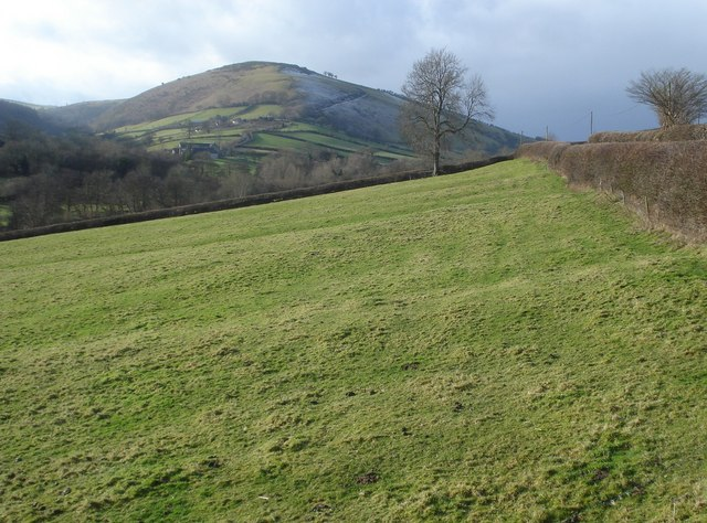 The Redlake Valley and Caer Caradoc