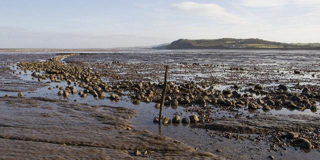 Fish Weir off Kerr Moor