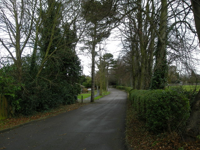 Rugby-Overslade Manor Drive