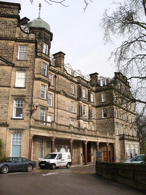 Windsor House - main entrance