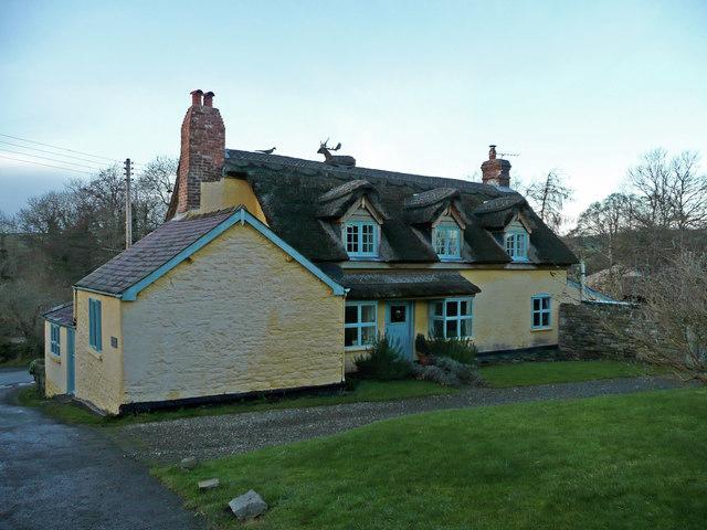 The Dutch Cottage, Clunbury