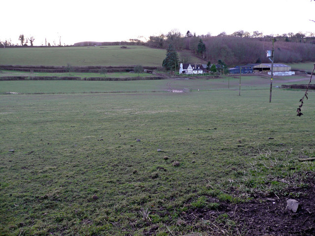 Footpath to Moor House