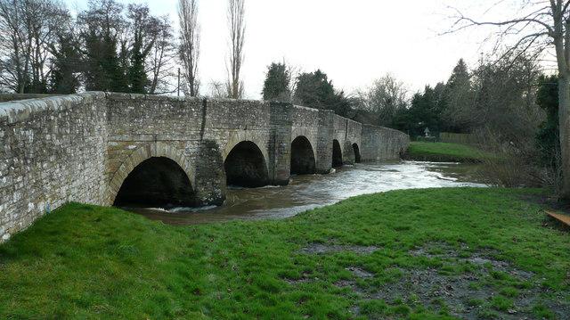 Leintwardine Bridge